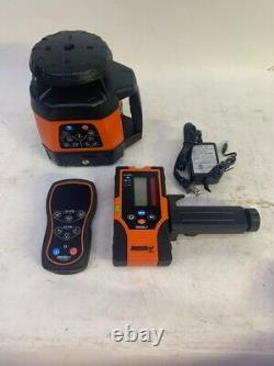 Johnson Niveau Laser Rotatif Auto-nivelant Électronique 40-6526 (mi1045664)