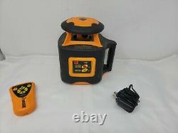 Johnson Niveau Outil Électronique Auto-niveautage Du Laser Rotatif Niveau 40-6535
