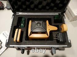 Kit De Niveau Laser Rotation Verte Rotative Auto-nivelage 500m Gamme 360 Électronique