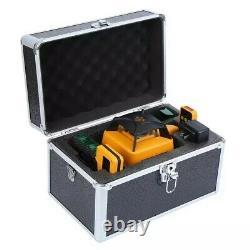 Laser De Faisceau Vert Auto-niveautage Laser Rotatif Niveau 360 De Nivellement Automatique 800m