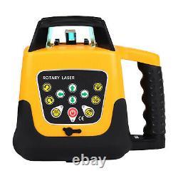 Laser Rotatif À 360° Auto-niveau / Rotation Verte De Niveau Laser Rotatif 500m Samger
