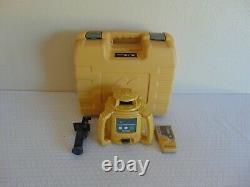 Laser Rotatif À Nivellement Automatique Topcon Rl-h5b