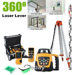 Laser Rotatif Automatique 360 Rotary Au Niveau Automatique 500m Avec Mesure De Trépied