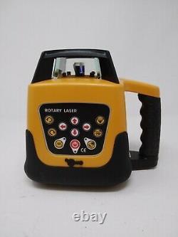 Laser Rotatif Laser Rouge Rotatif Automatique 500m Range Level Kit