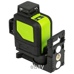 Laser Rotatif Niveau Vert 12 Lignes 3d Cross Line Laser Self Leveling Measure Tool