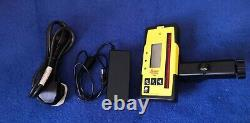 Leica Rugby 410 Dg Rotary Laser Level Rod Eye 160 Carry Case