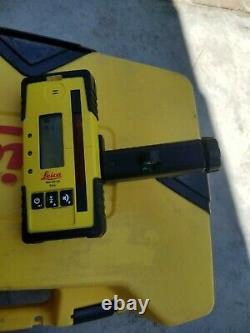 Leica Rugby 680 Laser Rotatif À Nivellement Automatique