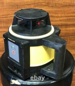 Leica Rugby 810 Laser Rotatif Horizontal À Nivellement Automatique