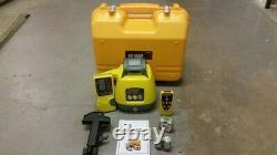 New Auto-niveau Rotaire Niveau Laser Koiss Kr-h500 Détecteur / Récepteur Télécommande