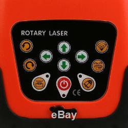 Niveau Laser Rotatif Automatique De Gamme Verte Nivellement Automatique Du Faisceau Withtripod Personnel