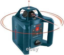 Nouveau Bosch Autolissant Rotary Laser Kit Grl900-20hvk Tout Neuf Dans La Boite De Vente