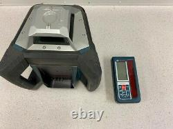 Nouveau Bosch Grl500hck Auto-nivellement Rotary Laser Free Shipping Minot