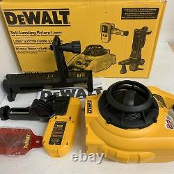 Nouveau Dewalt Dw074kd Heavy-duty Self-leveling Interior/exterior Rotary Laser