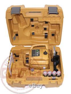 Nouveau! Topcon-h5b Auto Rl Nivellement Niveau Laser Rotatif, Transit, H4c-rl