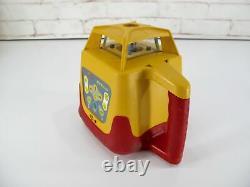Pls Hvr 505r Système Laser Rotaire Rouge Auto-niveau Compact
