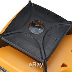 Ridgeyard Autolissant Laser Level Kit Faisceau Vert 360 + Trépied Rotatif Rotatif
