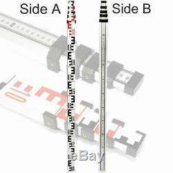 Ridgeyard Autonivelant Laser Rouge Niveau 360 Rotating Rotary Récepteur + Trépied