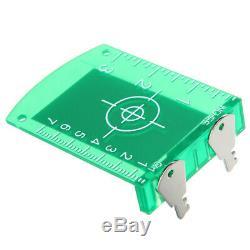 Samger 360 ° Autolissants Rotary Rotating Laser Vert Niveau 500m Tool Kit Range