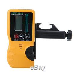 Samger Autolissants Rotary / Rotating Laser Vert Niveau Kit 500m Range + Case