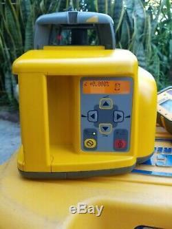 Spectra Precision Gl412 Auto Nivellement Laser Rotatif