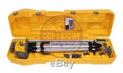 Spectra Precision Ll300n-2 Paquet Autonivelant Niveau Laser Rotatif, Topcon