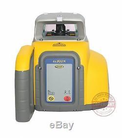 Spectra Precision Ll300n Autolissant Niveau Laser Rotatif, Transit, Topcon