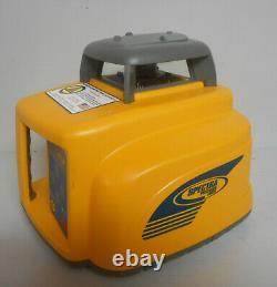 Spectra Precision Ll400 Niveau De Laser Rotatif Auto-échelonné