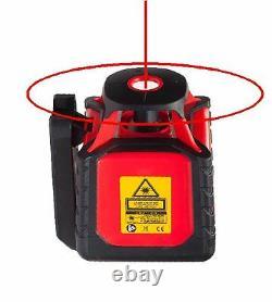 Spot-on Rotary Laser 300 Niveau Laser Auto-nivellement, Récepteur +télécommande