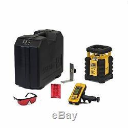 Stabila Lar350 Autolissants Laser Rotatif 9 Pièces Kit Intérieur / Extérieur