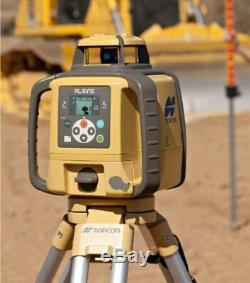 Topcon 313990756 Rl-sv1s Autolissant Monopente Laser Rotatif
