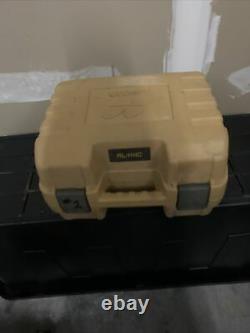 Topcon Rl-h4c Auto Nivellement Du Niveau Laser Rotatif (great Cons.)