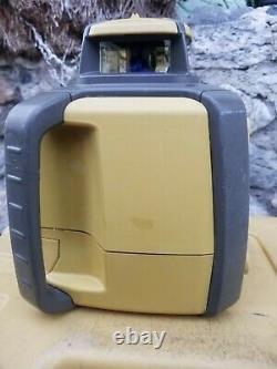 Topcon Rl-h4c Auto Nivellement Niveau Laser Rotatif