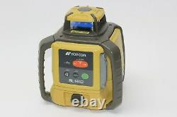 Topcon Rl-h4c Auto-nivellement Rotary Laser Seulement