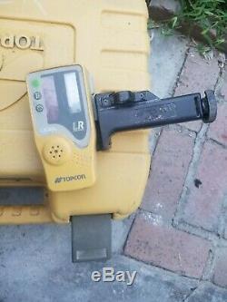 Topcon Rl-h4c Autolissant Niveau Laser Rotatif