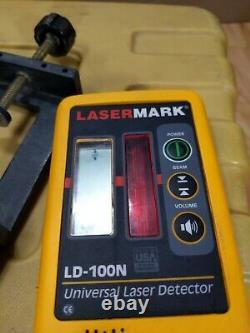 Topcon Rl-h4c Laser Rotatif À Nivellement Automatique Avec Marque Laser Ld-100n