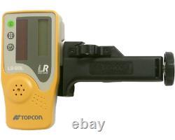 Topcon Rl-h5a Auto Nivellement Rotatif Laser Level Ld-8 Récepteur 14 Foot Rod Tripod