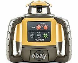 Topcon Rl-h5a Auto-nivellement Laser Rotatif Ls-80l Récepteur Batterie À Cellules Sèches