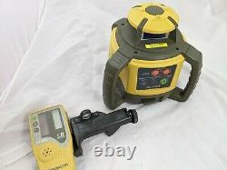 Topcon Rl-h5a Auto-nivellement Niveau Laser De Qualité Rotative