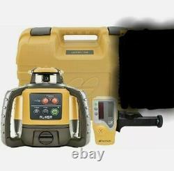 Topcon Rl-h5a Auto-nivellement Rotary Grade Laser