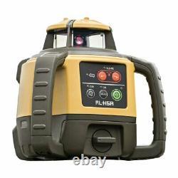 Topcon Rl-h5a Autolissants Niveau Laser Rotatif Ls-80l Récepteur