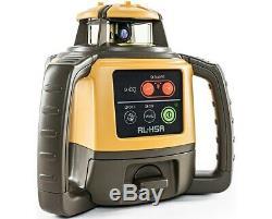 Topcon Rl-h5a Autolissants Rotary Grade Laser