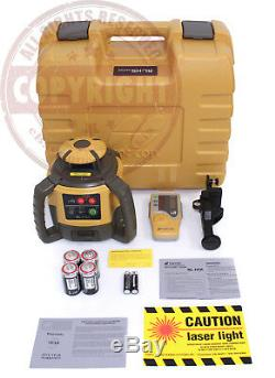 Topcon Rl-h5a Autolissants Rotary Grade Laser Niveau, La Pente Matching, Transit