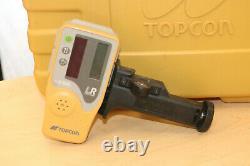 Topcon Rl-h5a Laser De Qualité Rotative Auto-niveau Avec Boîtier D'occasion Livraison Gratuite