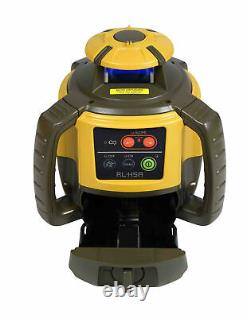 Topcon Rl-h5a Laser Rotatif À Auto-niveaux, 1030652-01 Tripode Topcon