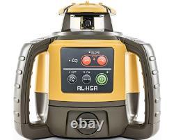 Topcon Rl-h5a Trépied Laser De Niveau W Et 14' De Tige