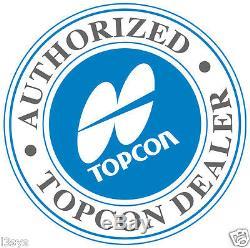 Topcon Rl-sv2s Db Double Pente Autolissants Niveau Laser Rotatif, Trépied, Inch Rod