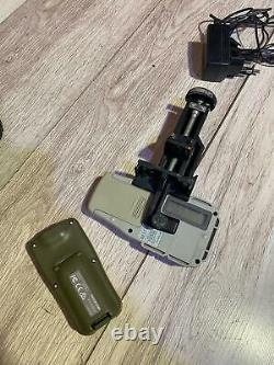 Topcon Rl-sv2s Double Slope Auto Nivellement Rotary Grade Laser Avec Accessoires