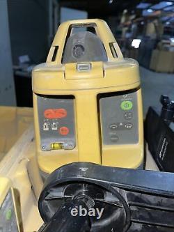 Topcon Rl-vh4g Auto Nivellement Laser Green Beam Rotary Laser Level