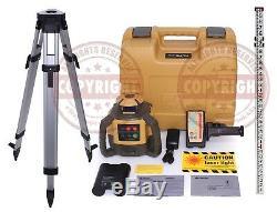Topcon-h5a Rechargeable Rl Autonivelant Pente Niveau Laser Rotatif, Rb, Grade, 10