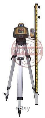 Topcon-h5a Rl Autonivelant Pente Niveau Laser Rotatif Lenker Package, Année, Grt